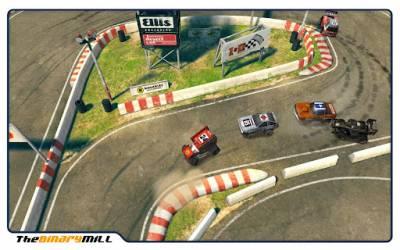 Mini motor racing гонки на игрушечных